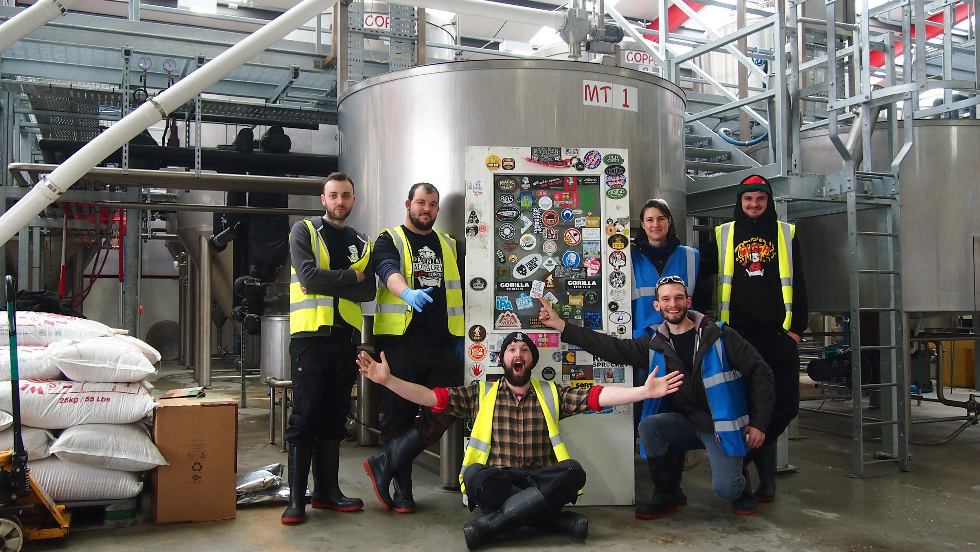 Tiny Rebel Brewing Co.